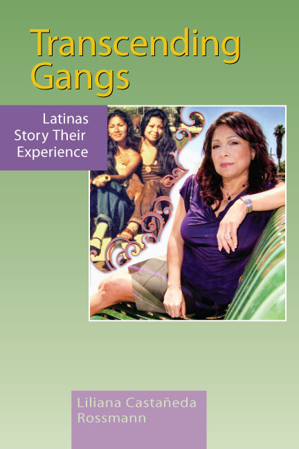 Book cover of Transcending Gangs